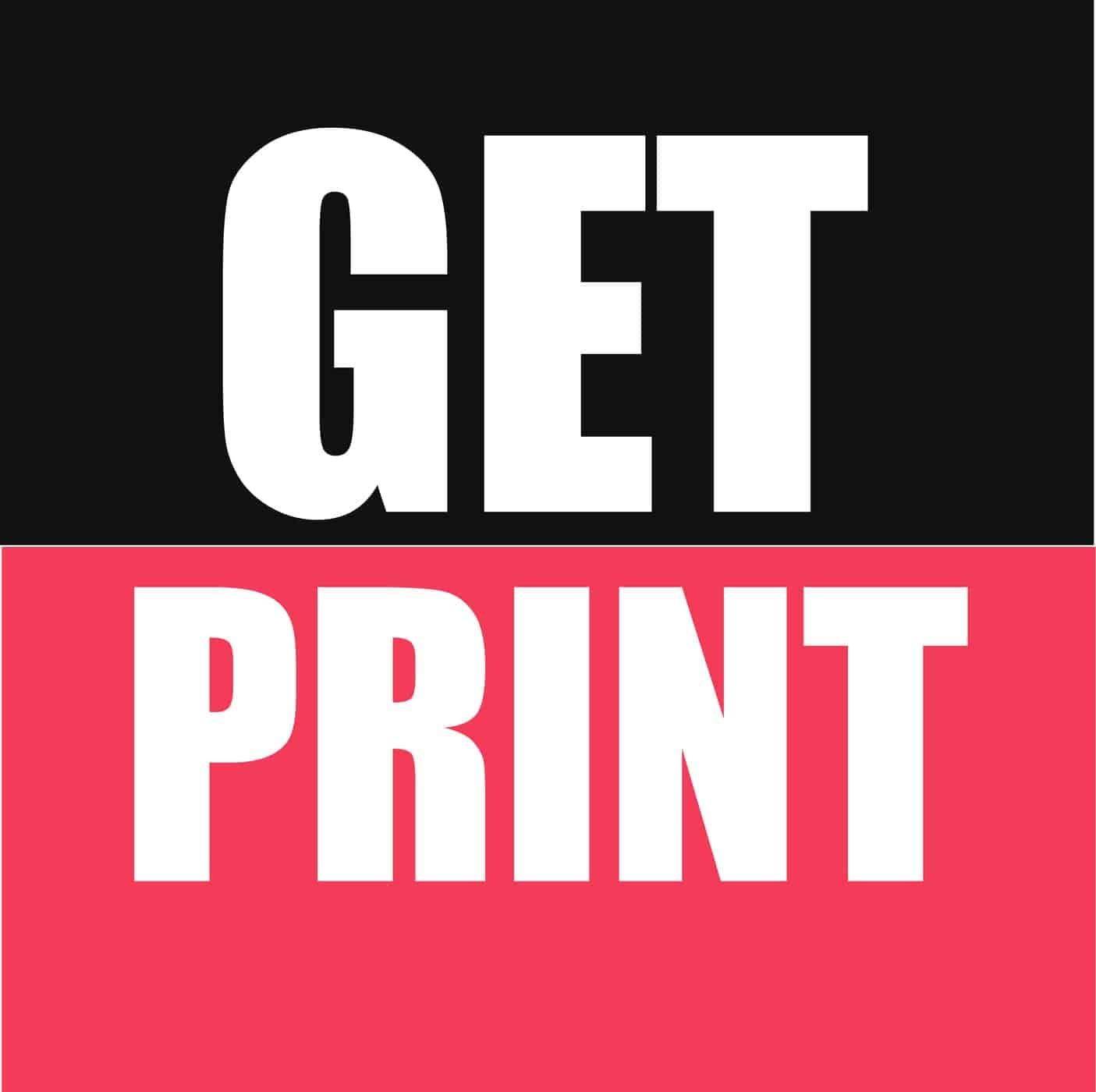 גט-פרינט דפוס מצוין לעסקים Get Print